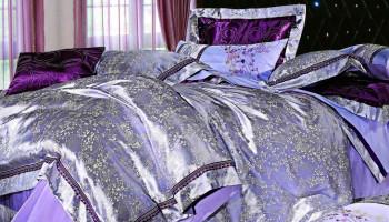 Жакардовое постельное белье - особенности выбора и ухода
