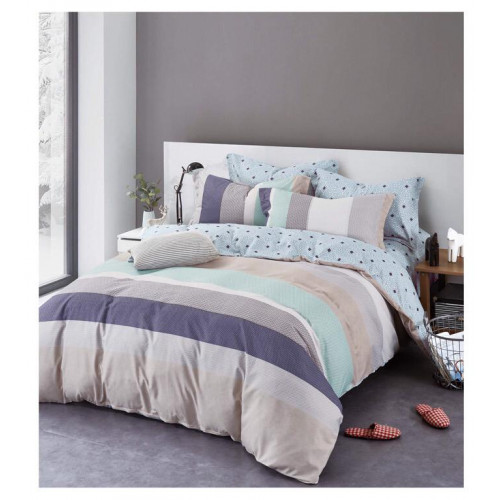 Комплект постельного белья из сатина В-2304