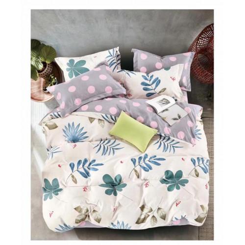 Комплект постельного белья из сатина В-2305
