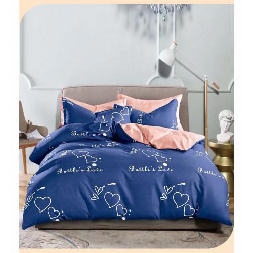 Комплект постельного белья из сатина В-2306