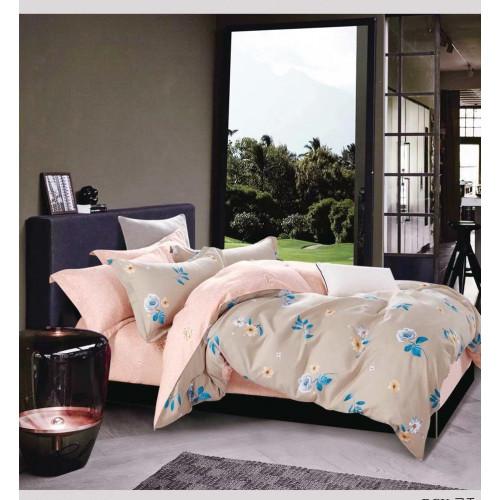 Комплект постельного белья из сатина В-2307