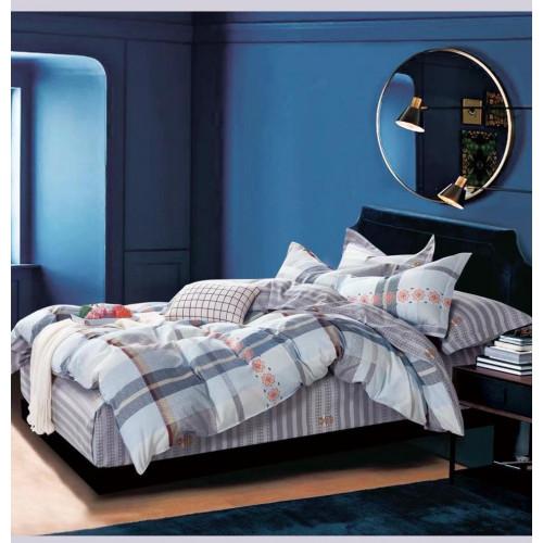 Комплект постельного белья из сатина В-2309