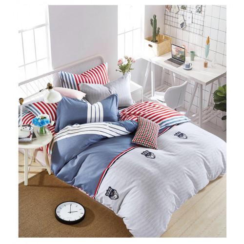 Комплект постельного белья из сатина В-2311