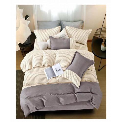 Комплект постельного белья из сатина В-2316