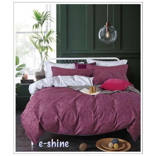 Комплект постельного белья из сатина E-Shine (Евро)
