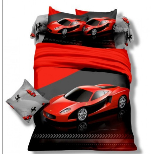 Комплект постельного белья Детский сатин DS-01
