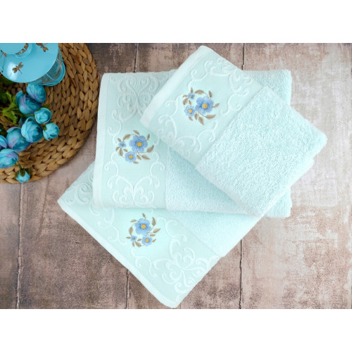 LOYA Mint (ментоловый) полотенце банное