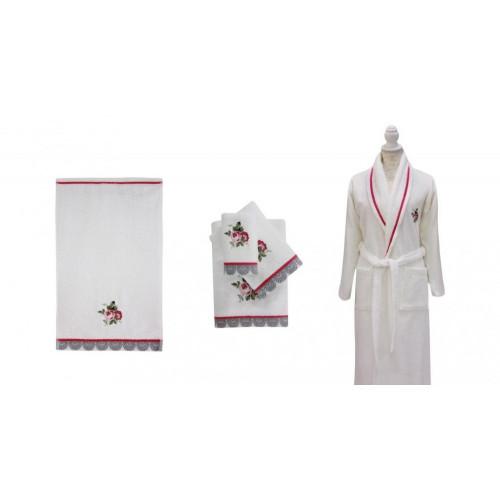 Полотенце банное SİMPATİCO White (белый)
