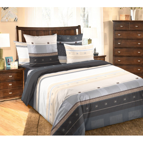 BR-13 Комплект постельного белья Бязь Мишель-5
