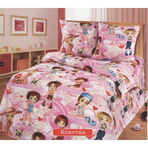 Комплект постельного белья детский 1,5 спальный ДБ-37