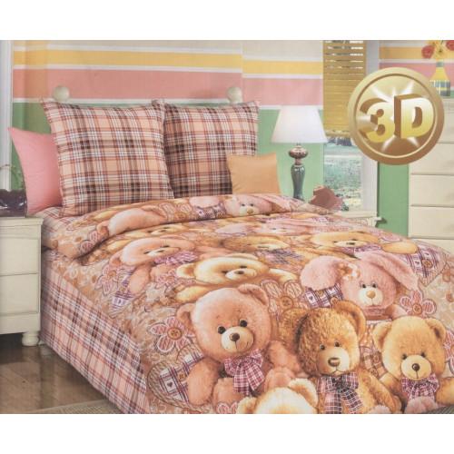 Комплект постельного белья детский 1,5 спальный ДБ-43