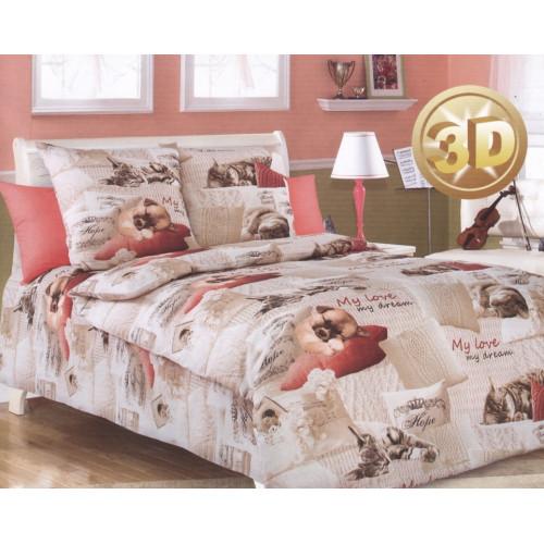 Комплект постельного белья детский 1,5 спальный ДБ-45