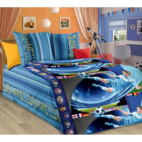 Комплект постельного белья детский 1,5 спальный ДБ-58