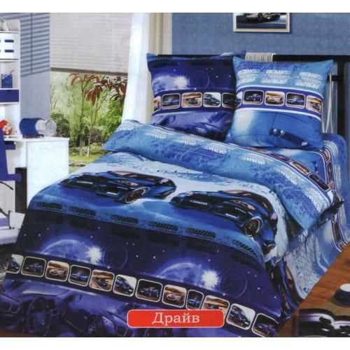 Комплект постельного белья детский 1,5 спальный ДБ-49