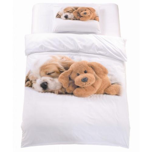 Комплект постельного белья Детский сатин DS-16
