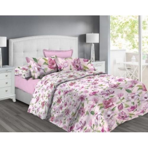 Комплект постельного белья Цветущая магнолия Бязь ГОСТ