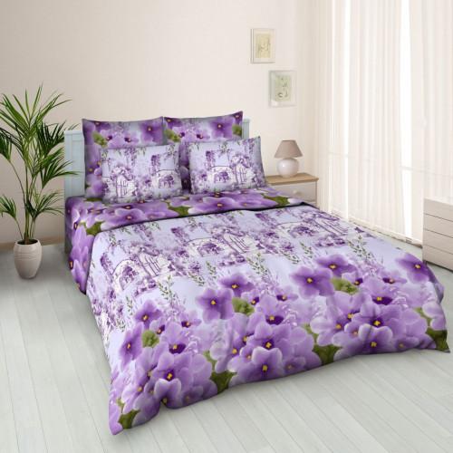BR-12 Комплект постельного белья Бязь Цветочная аллея-2