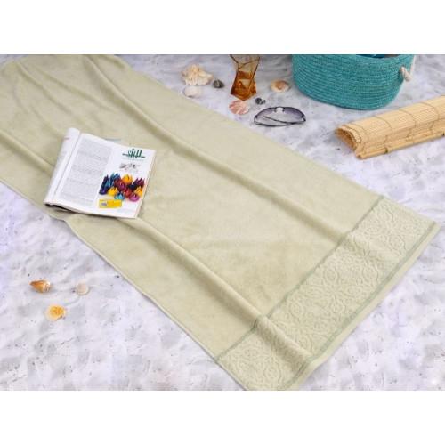 MOLLY Green (фисташковый) полотенце банное