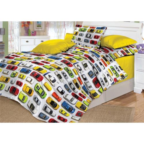 Комплект постельного белья Детский Поплин DL-8