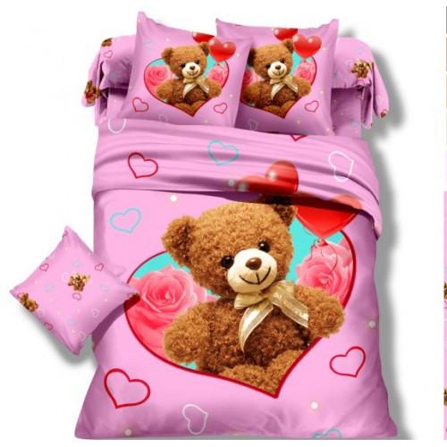 Комплект постельного белья Детский сатин DS-05