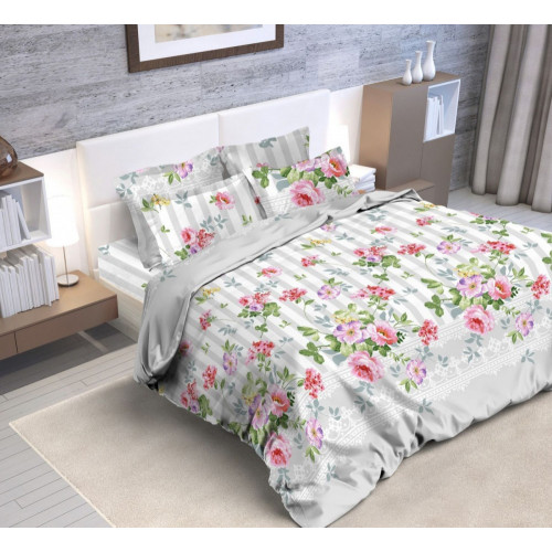 BR-8 Комплект постельного белья Бязь Жозефина-1