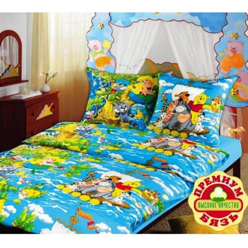 Комплект постельного белья детский 1,5 спальный ДБ-32