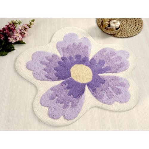 LAVIN Lila (фиолетовый) Коврик для ванной