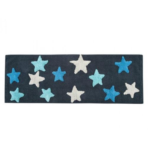 STAR Mavi (голубой) Коврик для ванной