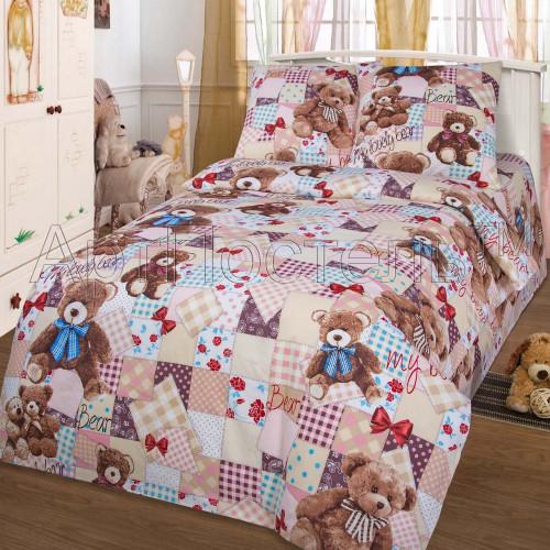 Комплект постельного белья детский 1,5 спальный ДБ-46