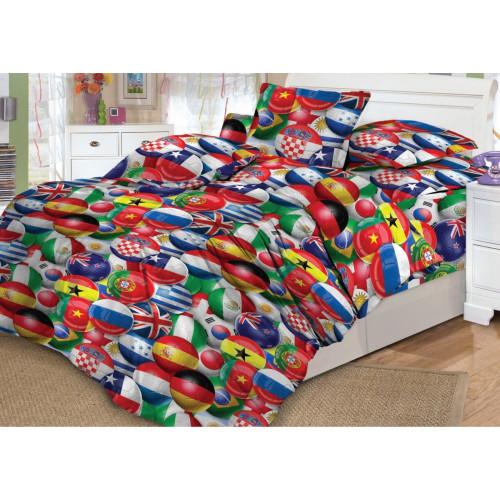 Комплект постельного белья Детский Поплин DL-15