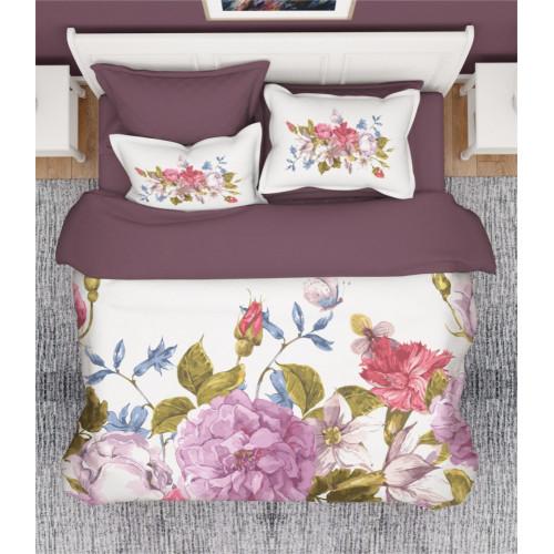 Комплект постельного белья из сатина RS-404