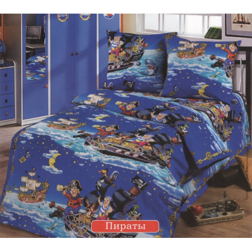 Комплект постельного белья детский 1,5 спальный ДБ-35