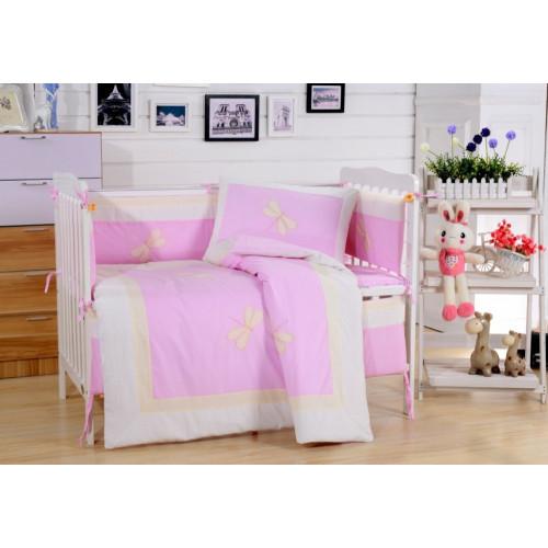 Комплект постельного белья DK-23 (комплект с бортиком)