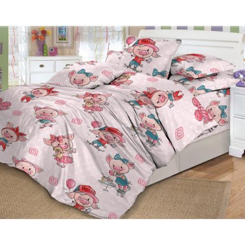 Комплект постельного белья Детский Поплин DL-17