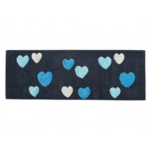 FEEL Mavi (голубой) Коврик для ванной