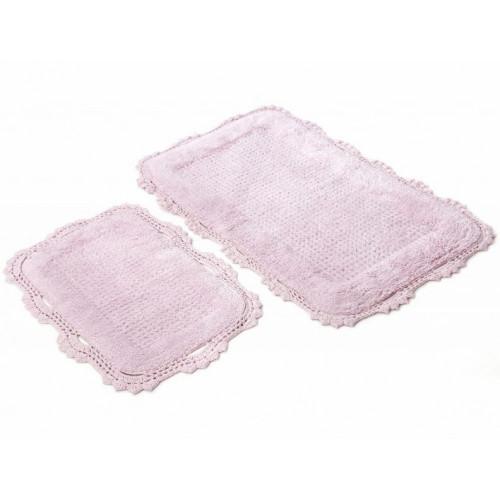TINA Pembe (розовый) Коврик для ванной