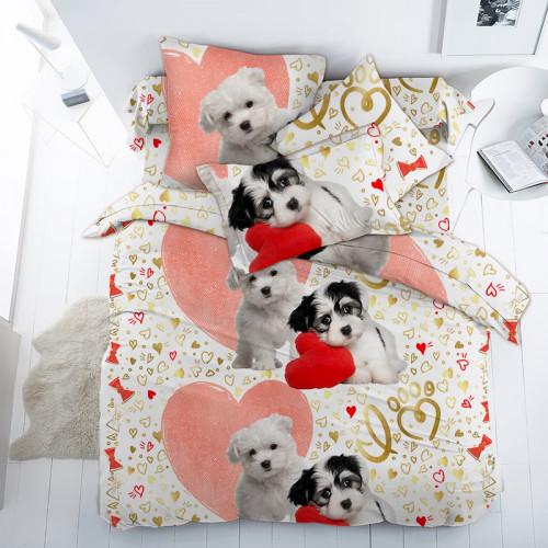 Комплект постельного белья Детский Поплин DL-21