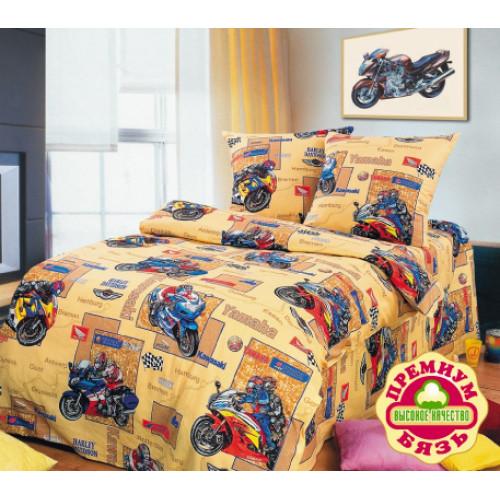 Комплект постельного белья детский 1,5 спальный ДБ-27