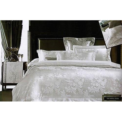 Комплект постельного белья из сатин-жаккарда С-3518