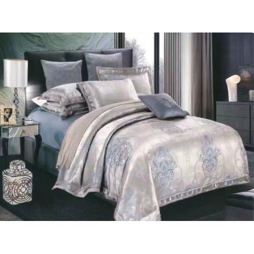 Комплект постельного белья из сатин-жаккарда С-3507