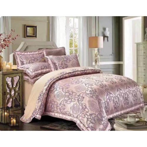 Комплект постельного белья из сатин-жаккарда С-3508