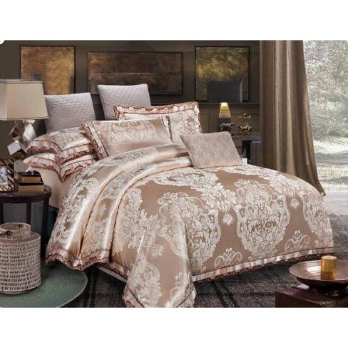 Комплект постельного белья из сатин-жаккарда С-3510