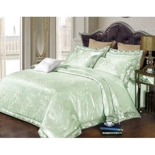 Комплект постельного белья из сатин-жаккарда С-3511