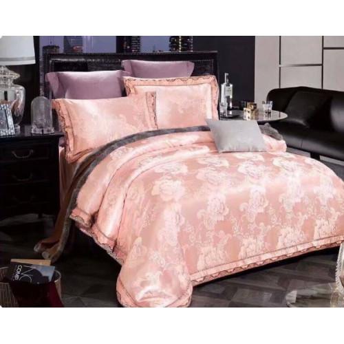 Комплект постельного белья из сатин-жаккарда С-3512