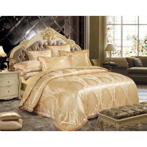 Комплект постельного белья из сатин-жаккарда С-3513