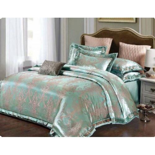 Комплект постельного белья из сатин-жаккарда С-3515
