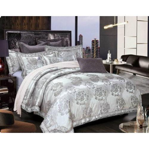 Комплект постельного белья из сатин-жаккарда С-3516