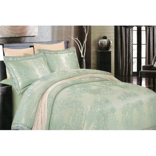 Комплект постельного белья из сатин-жаккарда С-3505