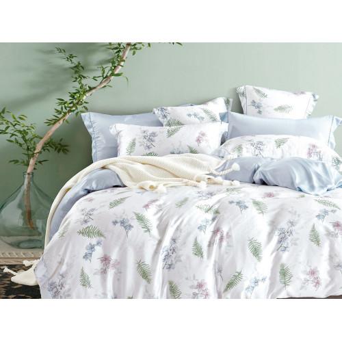 Комплект постельного белья Семейный, тенсел 1052-7