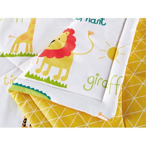 Одеяло ЛЕТНЕЕ тенсел в хлопке 145х205 см, 542-OXS